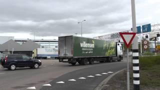 trucks, trucks, flowers and plant transport, FloraHolland 3
