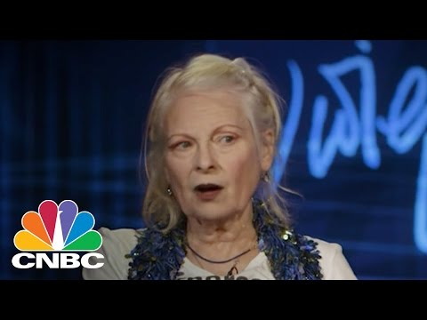 Vivienne Westwood: Why I Wouldn't Vote For 'Evil' Hillary Clinton | CNBC