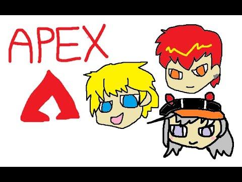 【APEX LEGENDS】カスタムやるぞ~【小森めと / ブイアパ】