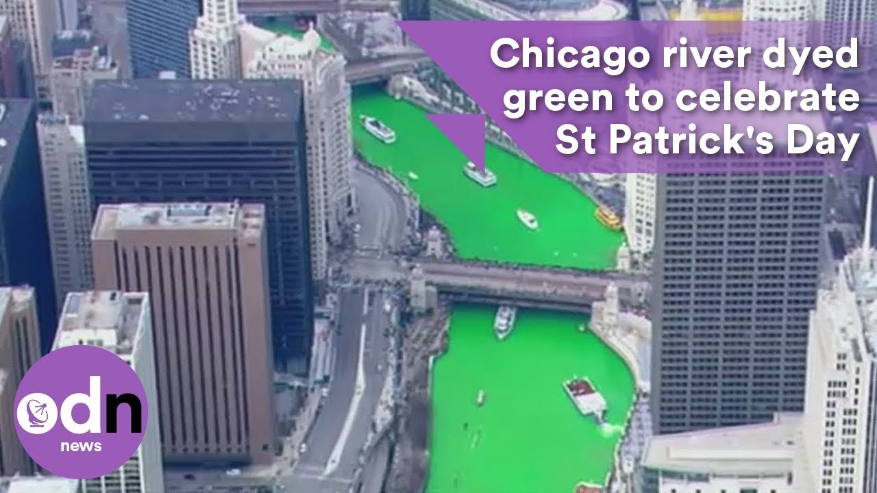 Chicago celebrates St. Patrick's Day