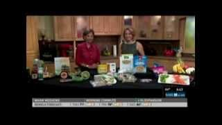Blueprint for a Great After-School Snack (9/5/13 on KARE 11)