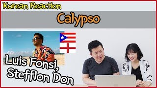 Luis Fonsi Stefflon Don Calypso Reaction Koreans Hoon Cormie Hoontamin