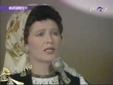 Veta Biriş - Tu, Ardeal (Arhiva TVR)