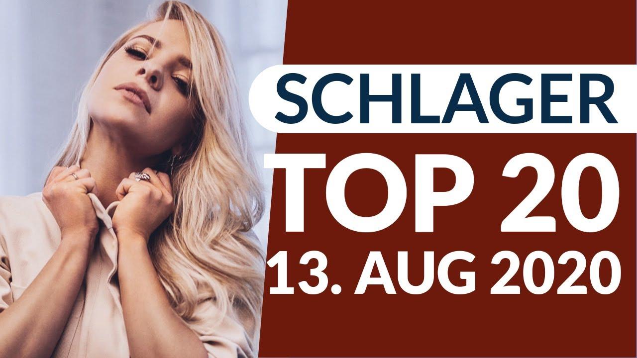 SCHLAGER CHARTS 2020 - Die TOP 20 vom 13. August