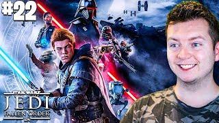 Star Wars JEDI: Upadły Zakon #22 - WALKA Z BYŁYM JEDI! | Vertez | 1440p ULTRA