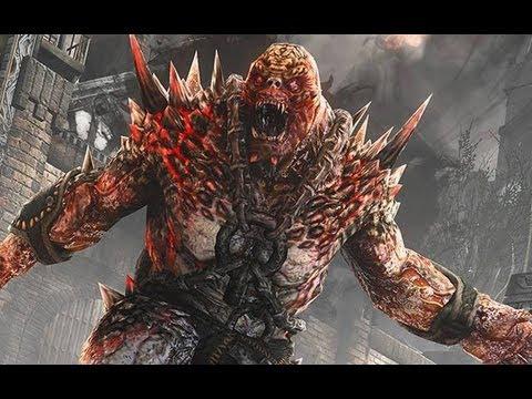 Gears Of War Judgment Nuevo Locust RAGER YouTube