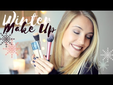 CHATTY WINTER MAKEUP LOOK | Charlotte K.