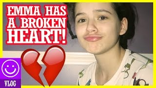 💔 EMMA HAS A BROKEN HEART! 💔   KITTIESMAMA