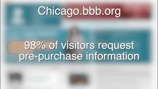 Chicago BBB Accreditation Video