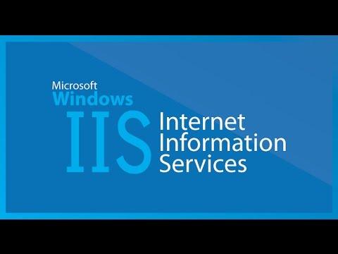 09 IIS (Internet Information Server) Tutorial - Application Pools ...