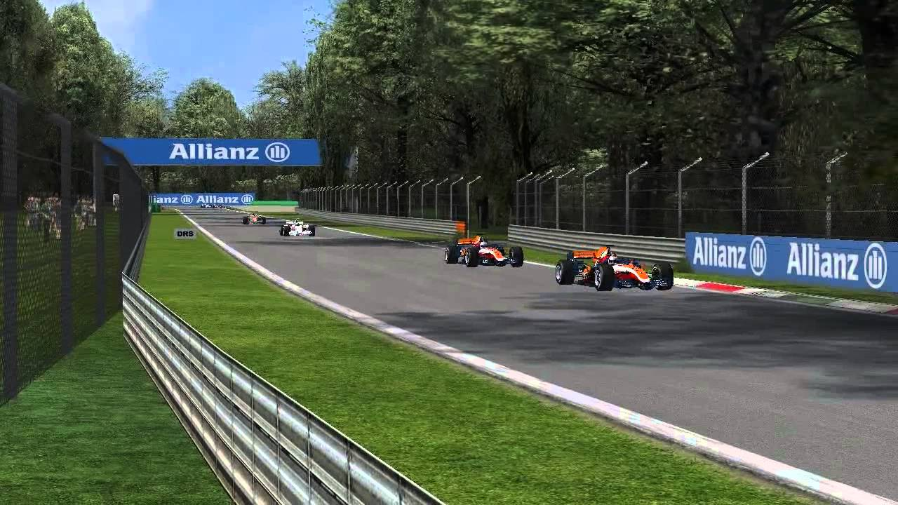 rFanatic - Monza Race Edit - YouTube