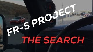 project frs the search   don t drift on stretched tires   2jz s14 bits