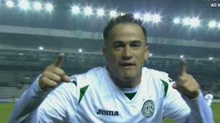 Gols, Juventude 0 x 2 Guarani - Brasileirão Série C 04/06/2016