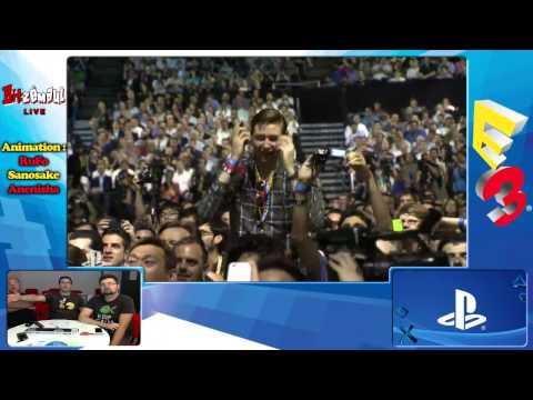Bitzémaul Live #E32015 - Conférence Sony Computer Entertainment