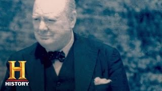 The World Wars: Winston Churchill | History