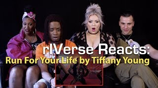rIVerse Reacts: Run For Your Life by Tiffany Young - M/V Reaction