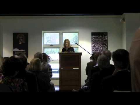 Head of School Installation - Fall 2012 - Faculty Welcome by Nancy Henderson