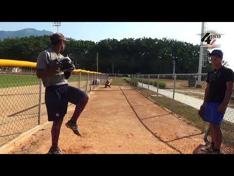 Pitcher Brayan Medina