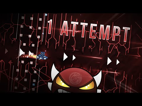 Playing 1 Attempt On Every INSANE DEMON I've Completed - Geometry Dash