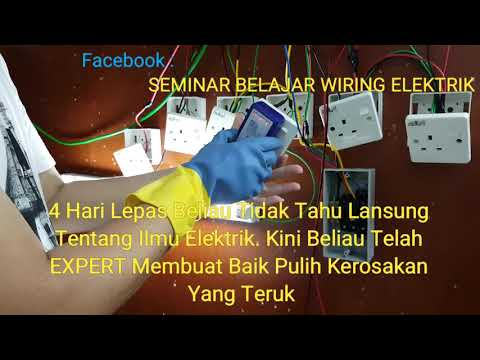 Private Electrical Class - You Can EXPERT Only In 4 Days