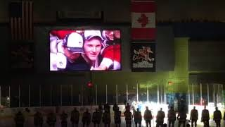 Cunningham Jersey Retirement Intro Video