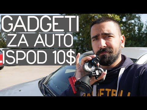 Najbolji Dodaci Za Auto Do 10$ | Jedan Vam Može Spasiti Život!