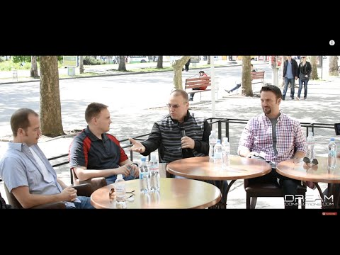 Round Table Interview with Men on the Quest Romance Tour May 2016