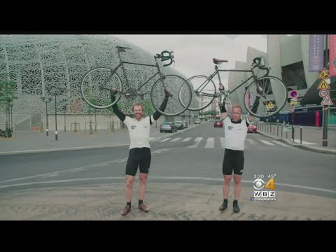 'Le Tour' Filmmakers Ride 3,000+ Miles Through France On 1928 Bicycles