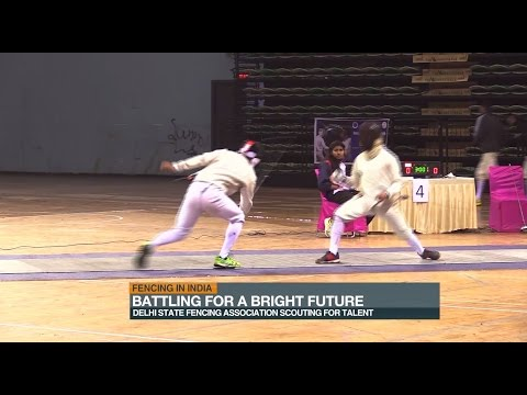 Future of Fencing in India (Wion Sports)