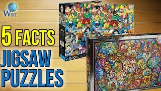 Jigsaw Puzzles: 5 Fast Facts