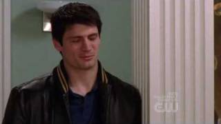 "One Tree Hill 6x24 Nathan and Haley ""I"