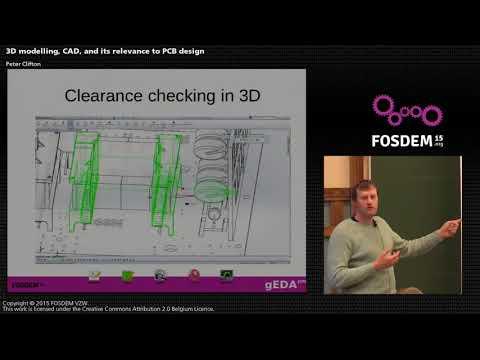 FOSDEM 2015 - Developer Room - Electronic Design Automation - Cad 3D.mp4