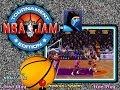 NBA Jam Tournament Edition (Arcade) - Game Play {Sub-Zero}