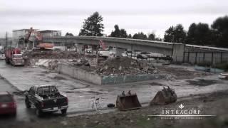 MC² Site Demolition - November 2013
