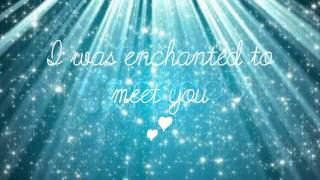 Enchanted Taylor Swift Lyrics+download