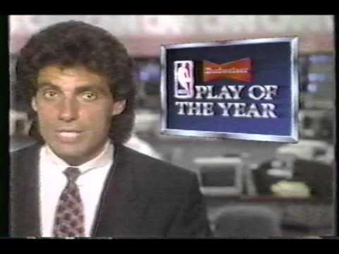 CNN NBA Play of the Year 1988-Charles Barkley