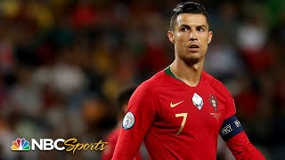 Cristiano Ronaldo tests positive for COVID-19   Pro Soccer Talk   NBC Sports