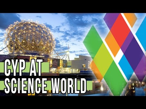 GVBOT Vlog #4: The Business of Science with Science World