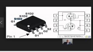 Testando Транзистор 8 Пінос