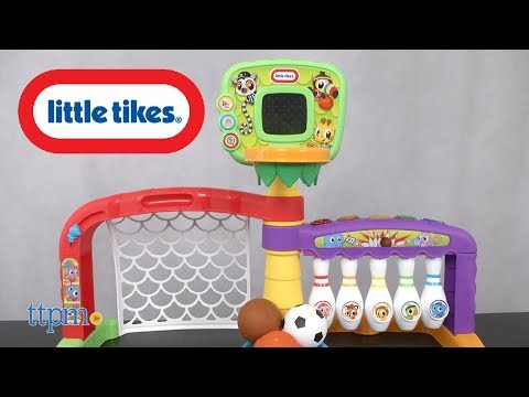 3-in-1 Sports Zone From MGA Entertainment