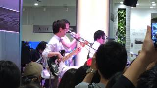 SANZN-HIROBAで大阪出身のアンダーグラフが京阪電鉄のテーマソング明日...