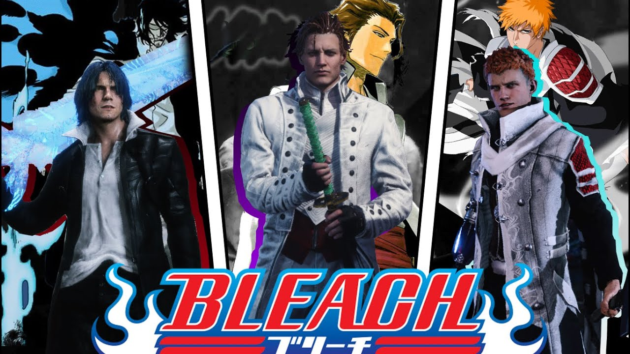 Devil May Cry 5 - Bleach Freestyle -