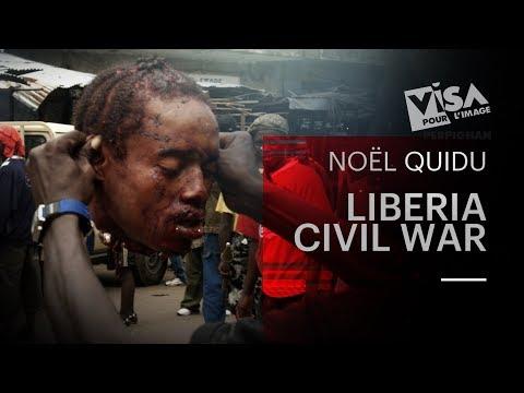 Liberia Civil War by NOËL QUIDU - Pour la petite histoire