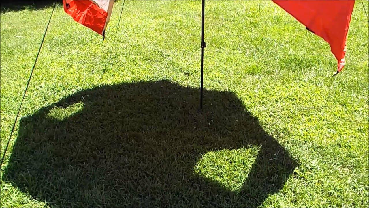 1da5ac40a1df Sport-Brella Umbrella - Portable Sun and Weather Shelter Review ...