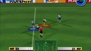 International Superstar Soccer 2000 - N64
