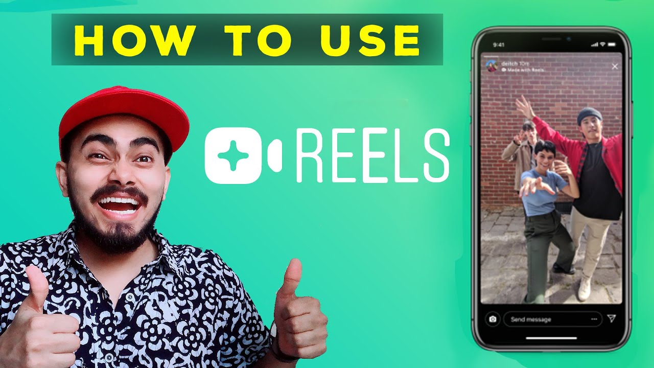 How To Use Instagram Reels (LAUNCHED IN INDIA)  |  TikTok Alternative 🔥