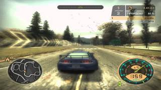 Прохождение Need for Speed Most Wanted - 11 Эрл Earl