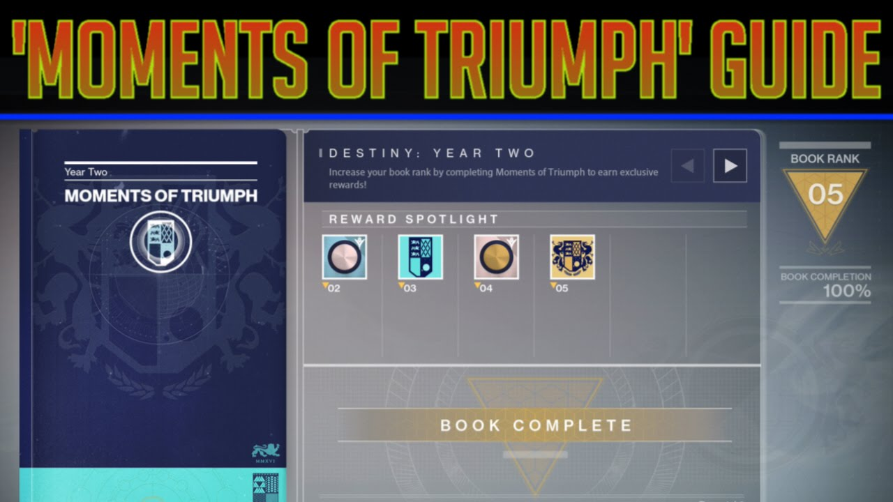 destiny: moments of triumph guide- how to claim your rewards