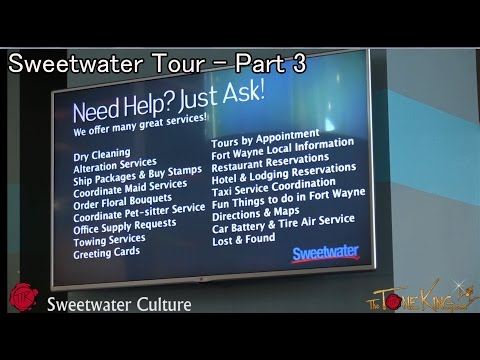 Sweetwater Tour - Pt. 3 - Sweet Culture