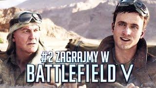 Battlefield V PL #2 - HISTORIA BILLA BRIDGERA - Polski Gameplay / Zagrajmy w - 4K60
